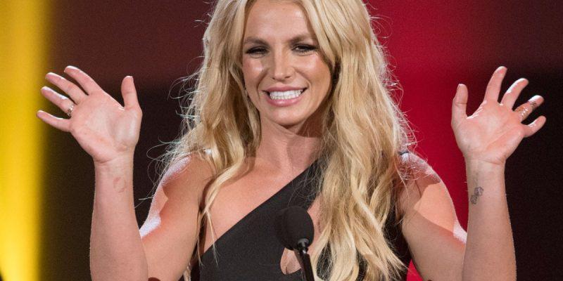 Britney Spears My Prerogative - alkondiri