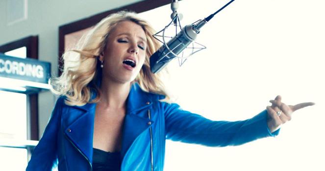 Ian Kirkpatrick speaks about working with Britney Spears!
